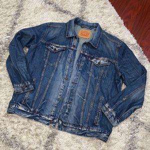 Levi's Strauss Jean jacket sz XXL